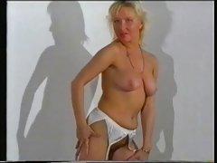 Svensk milf show